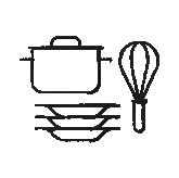 Køkkenudstyr Gryde Stegepande